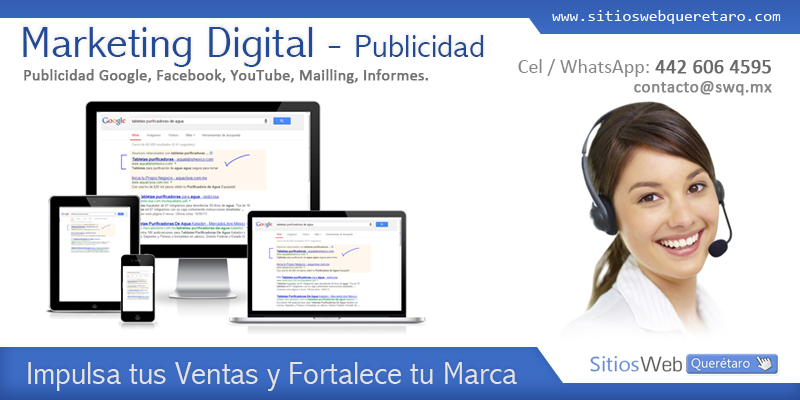 Marketing Digital, publicidad en internet, estrategia en redes sociales